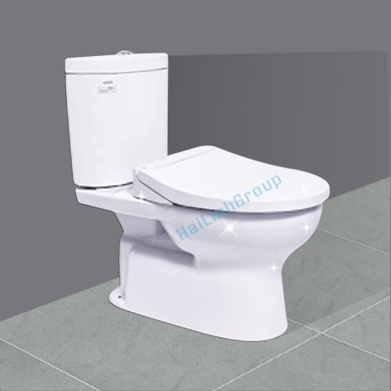 Bồn cầu toto Eco washer CS325DRE2