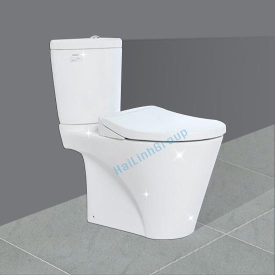 Bồn cầu toto hai khối  Eco Washer CST819DRE2 (CS819DSE2)