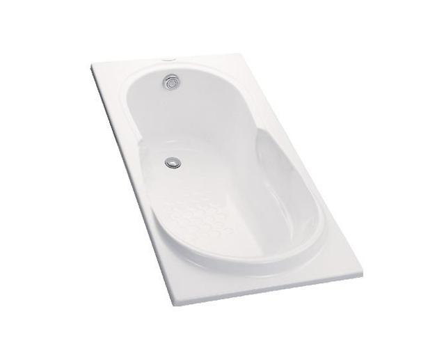 Bồn tắm nhựa không có tay vịn 1770d/DB501-2DR