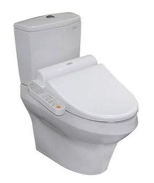 Bồn cầu toto Washlet CST945RDRW3