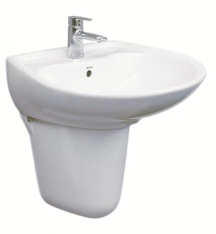 Chậu rửa chân lửng TOTO LHT300CR