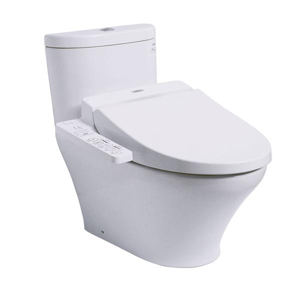 Bồn cầu 1 khối TOTO Washlet CS818DW7