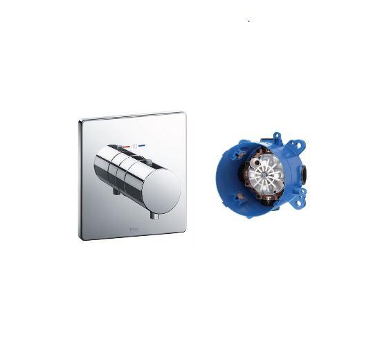 Van điều chỉnh nhiệt độ TOTO TBV02401B/TBN01001B