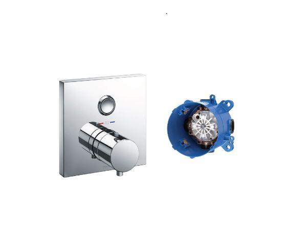 Van điều chỉnh nhiệt độ TOTO TBV02405B/TBN01001B