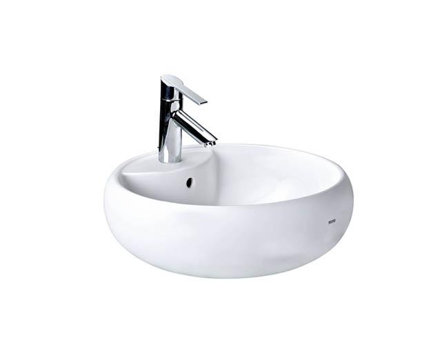 Chậu rửa đặt bàn TOTO LT367CR (LT367CT)