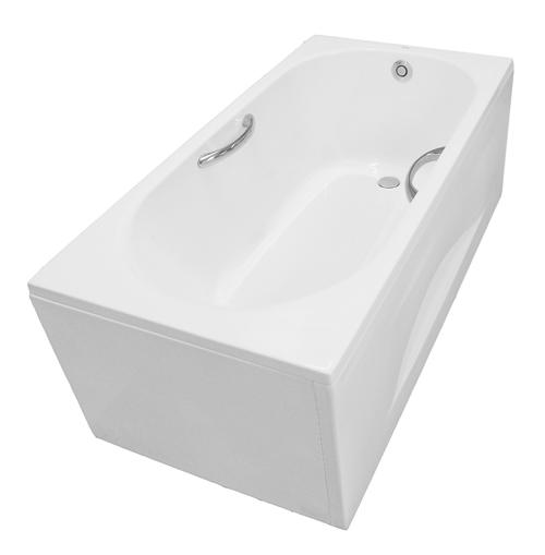 Bồn tắm nhựa có tay vịn PAY1515HVC#W/TVBF411