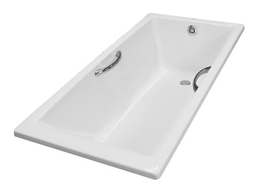Bồn tắm nhựa có tay vịn PAY1520HV