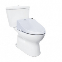 Bồn Cầu Điện Tử TOTO CS300DRW6 Nắp Rửa Washlet