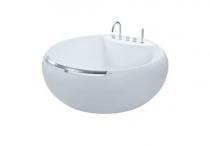 Bồn tắm nhựa FRP cao cấp đặt sàn TOTO PJY1604HPWE#GW