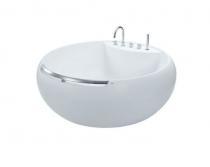 Bồn tắm nhựa FRP cao cấp đặt sàn TOTO PJY1604HPWE#MW