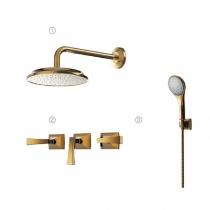 Sen tắm âm tường TOTO DBX120CAMR#PG DB246#PG DB161CF#PG