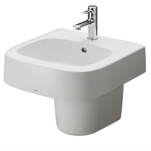 Chậu rửa chân lửng TOTO LHT767C