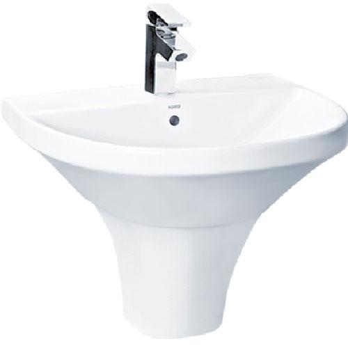 Chậu rửa chân lửng TOTO LHT947C