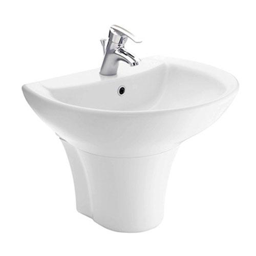 Chậu rửa chân lửng TOTO LT942CK/PT942HFK