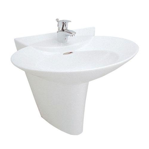 Chậu rửa chân lửng TOTO LW908CKS/LW908HFKS