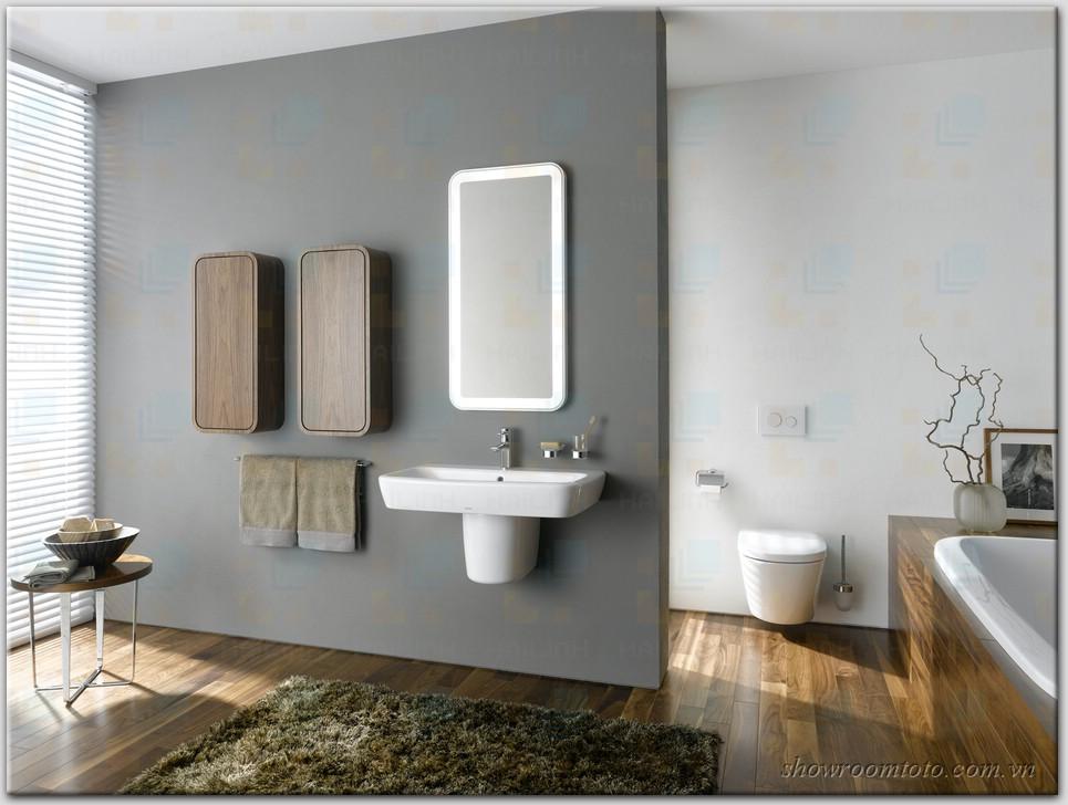 Sử dụng thiết bị vệ sinh toto nào tốt?