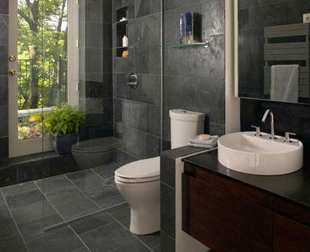 chọn thiết bị vệ sinh cho nhà tắm nhỏ