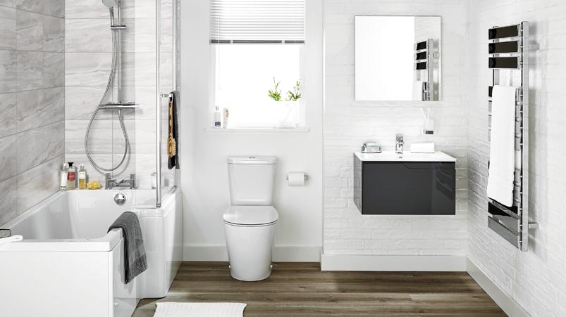 xu hướng thiết kế nội thất nhà tắm năm 2019
