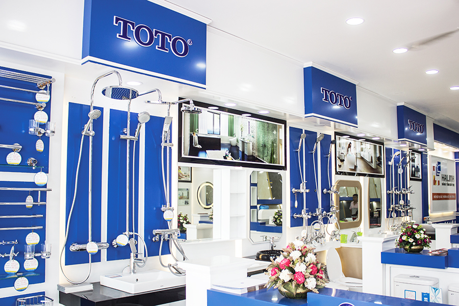 Showroom TOTO Hai Linh