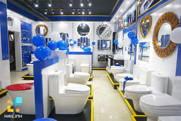 Tang 2 Showroom Hai Linh Long Bien